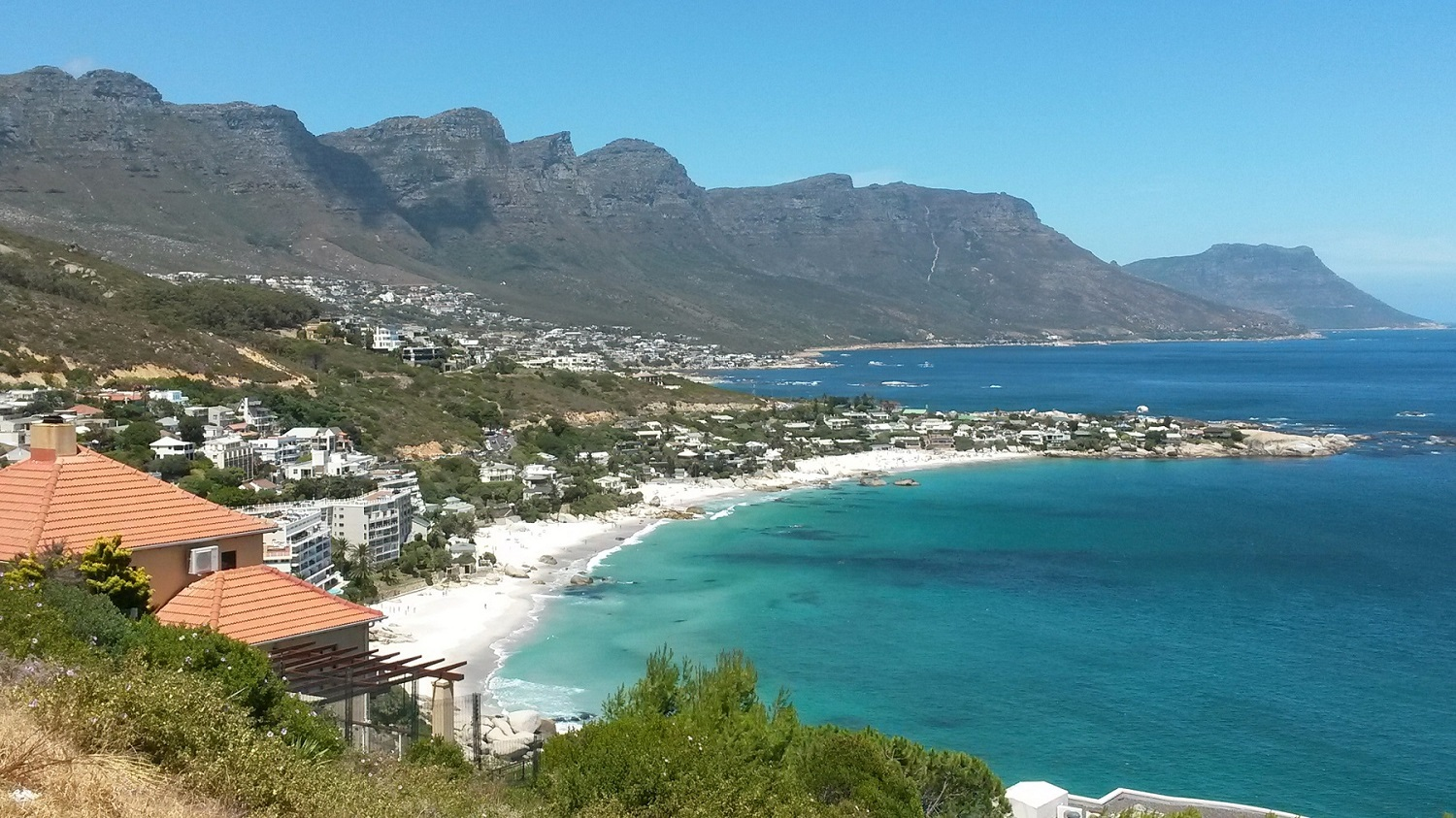 Cape Town Clifton Beach